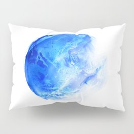 Blue Planet Pillow Sham