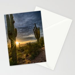 The Beauty of the Sonoran Desert Stationery Cards