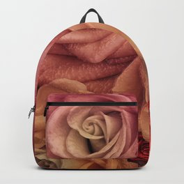 """""""Bouquet of fantasy roses (Fairy tale)"""" Backpack"""
