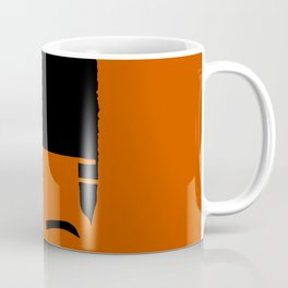 autumn orange Coffee Mug