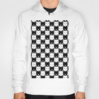 chess Hoodies featuring Chess by pilastrum