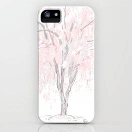 Cherry Blossom Sakura Matsuri iPhone Case