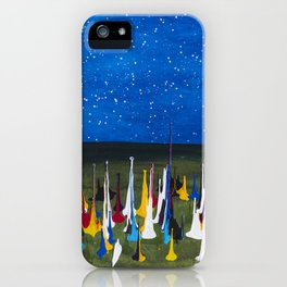 Children of the World iPhone Case