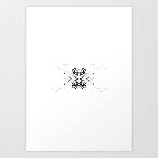 Amiaz Art Print