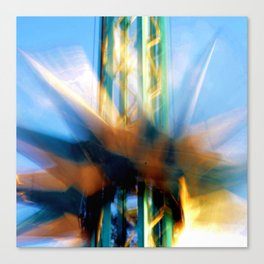 Tower Of Thrills I Canvas Print