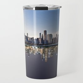 Chicago In Time Travel Mug
