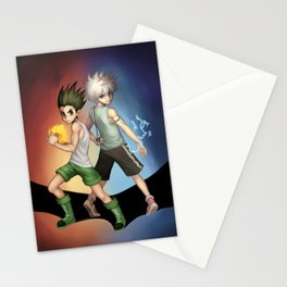 Hunter x Hunter Stationery Cards