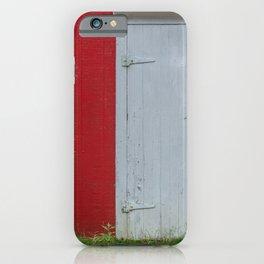New Harbour Doors - 2 iPhone Case