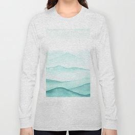 Mint Mountains Long Sleeve T-shirt