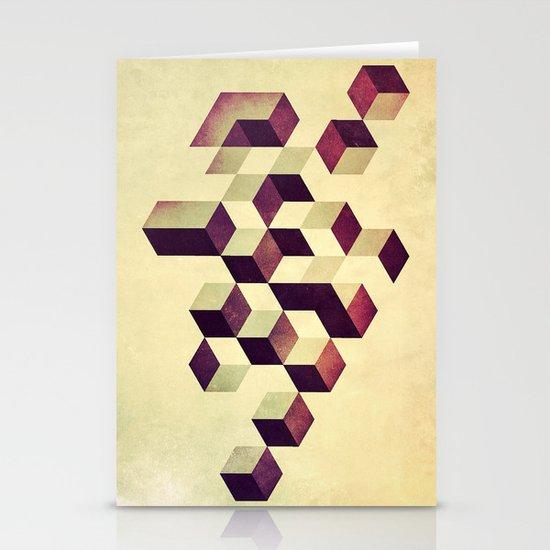 isyzymbyyz Stationery Cards
