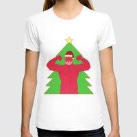 santa T-shirts featuring Santa by Mavekk