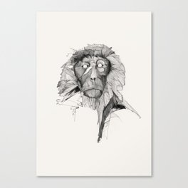 Seven Monkeys – Pride Canvas Print