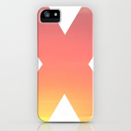 Sky XO Series X iPhone Case