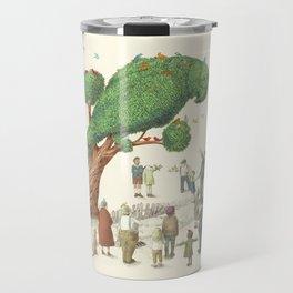The Parrot Tree Travel Mug