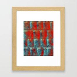 more than the ocean Framed Art Print