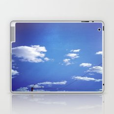 nothing but blue skys. Laptop & iPad Skin