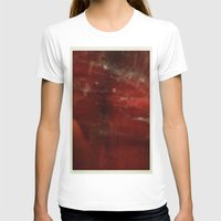 outer space T-shirts featuring Outer Space by Liv Bird