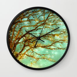 newly magical reversed Wall Clock