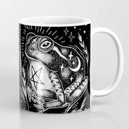 BLACK TOAD Coffee Mug