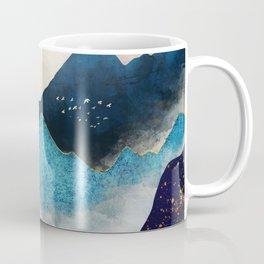 Indigo Peaks Coffee Mug