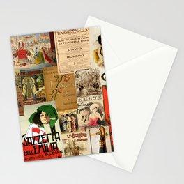Vintage Opera Stationery Cards
