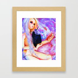 Burlesque Framed Art Print