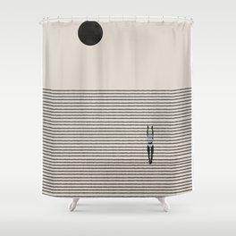 Nonconformist Move Shower Curtain