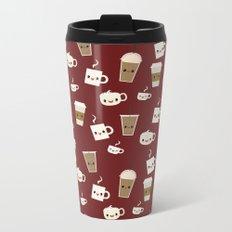 Coffee Break Metal Travel Mug