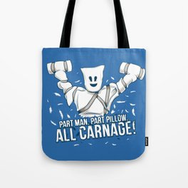 All Carnage! Tote Bag