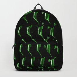 Dark green metal by Brian Vegas Backpack