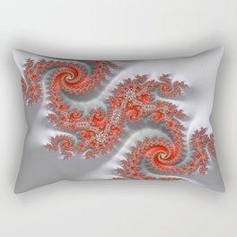 Year of the Dragon - Fractal Art Rectangular Pillow