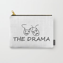 The Drama Carry-All Pouch
