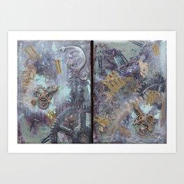 The 13th Hour Art Print