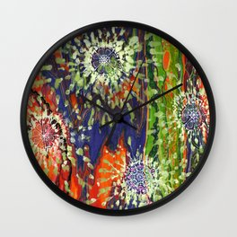 Induced Cosmic Revelations (Four Dreams, In Mutating Cycle) Wall Clock