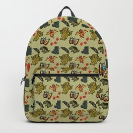 Kaiju Party Backpack