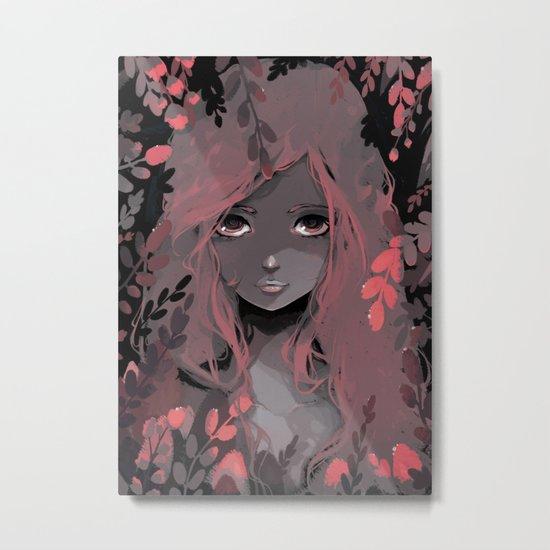 Pia Metal Print