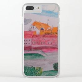 Burg Trausnitz Landshut Clear iPhone Case