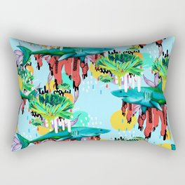 We are their cure Rectangular Pillow