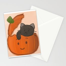 Witch Queen talking to Magic Mirror Stationery Cards