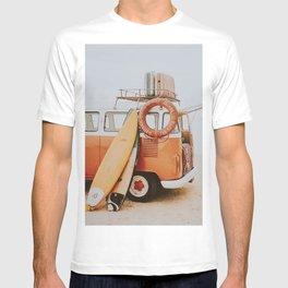 lets surf viii T-shirt