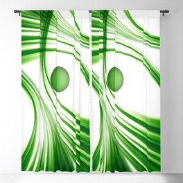 Green 113 Blackout Curtain