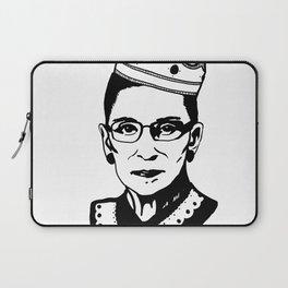 RBG Associate Justice Ruth Bader Ginsburg Laptop Sleeve