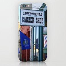Jacksonville Barber Shop iPhone 6s Slim Case