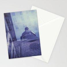 Holga Double Exposure: Eglise Saint-Paul-Saint-Louis, Paris  Stationery Cards