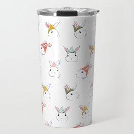 Bunny Elves Travel Mug