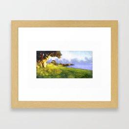 Pebble No. 5 Framed Art Print