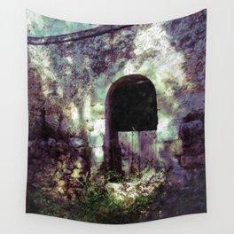 Quietness Wall Tapestry