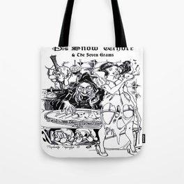 Dis Snow Whore & The Seven Grams (Snow White) Tote Bag