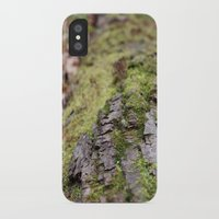 moss iPhone & iPod Cases featuring Moss by Tayler Smith