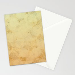 Pure Gold Stationery Cards